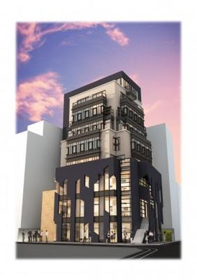 今泉1丁目新築店舗ビル(1F)