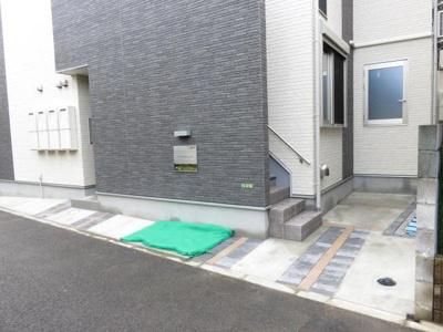 【エントランス】COMS桜上水