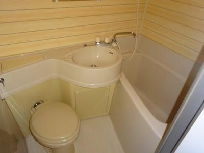 【浴室】ウーブル博多603号