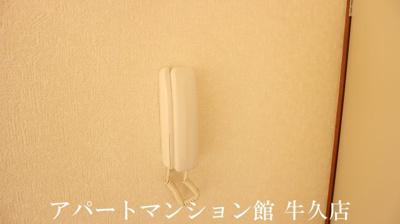 【セキュリティ】ルーミー牛久123