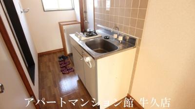 【キッチン】ルーミー牛久123