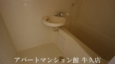 【浴室】ルーミー牛久123