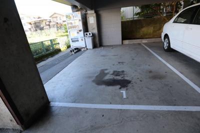 【駐車場】OKハイツ8号館