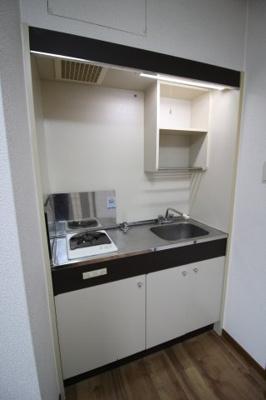 【キッチン】ハイツ堀口