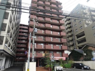 【外観】朝日プラザ薬院301号