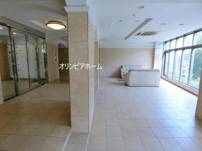 【エントランス】グランシティ東陽町Ⅱ 平成15年築 リ ノベーション 70.33平米