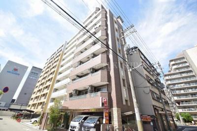 【外観】オリエンタル福島