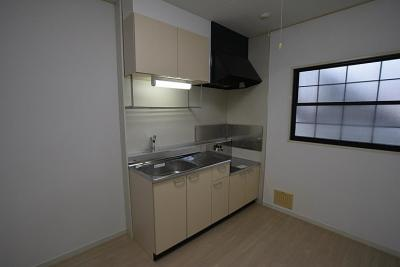 【キッチン】サンガーデン岸上2