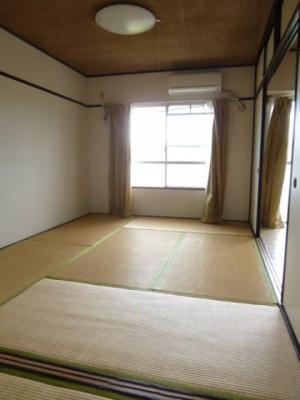 【和室】箕面粟生第2住宅 25棟