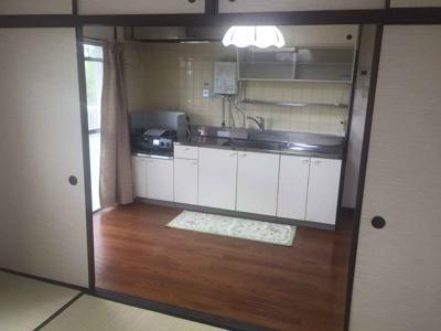 【キッチン】箕面粟生第2住宅 25棟