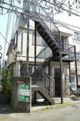 【外観】四谷坂町住宅