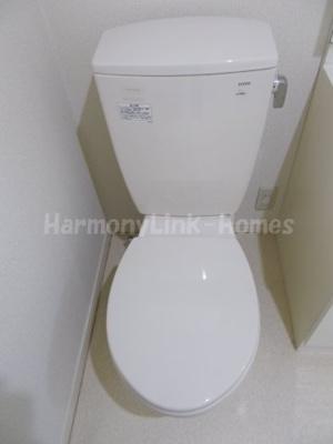 リヴィエール綾瀬の落ち着いたトイレです☆