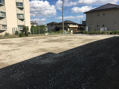 【前面道路含む現地写真】東辻井土地5-7
