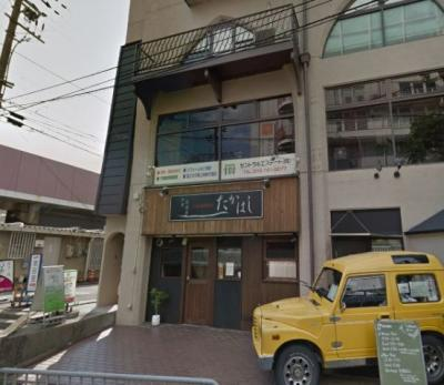 【外観】セントラルマンション1階店舗