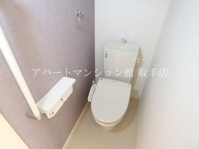【トイレ】フィオーレⅠ