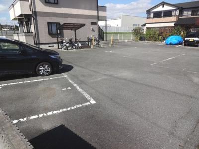 【駐車場】ソレジオ対中