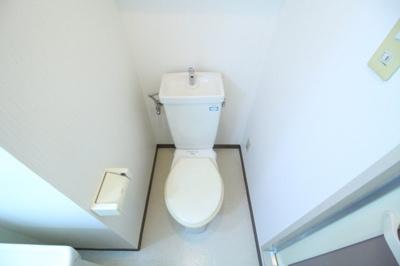 【トイレ】リバーサイド樫の木