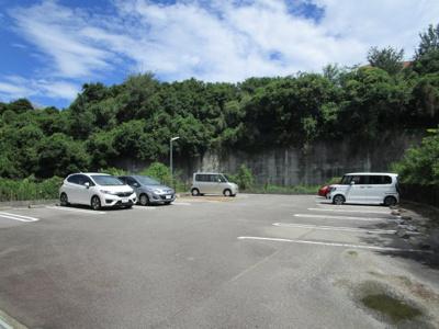 【駐車場】シャトレ・カラト
