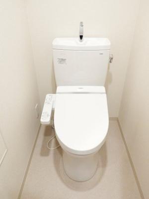 【トイレ】プレサンス北浜レガーロ