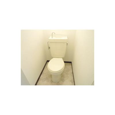 光ハイツのトイレ