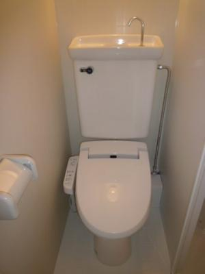 バストイレ別 ウォシュレット付き