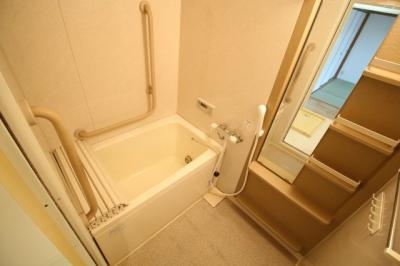 【浴室】クレセント長田B棟