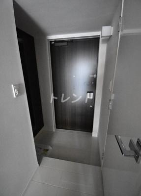 【玄関】シティハウス東麻布
