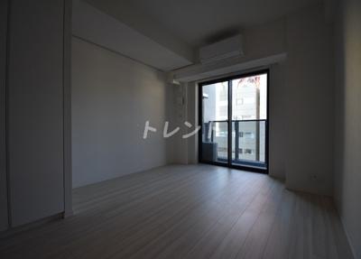 【居間・リビング】シティハウス東麻布