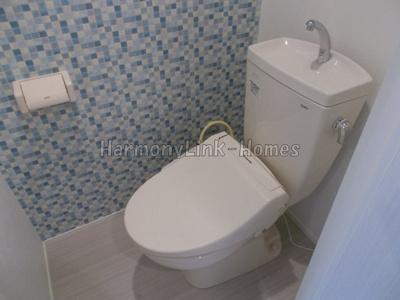 ルノンのトイレもきれいです☆