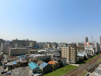 【展望】東京スイート・レジデンス87.12㎡ 平成20年築 居住中
