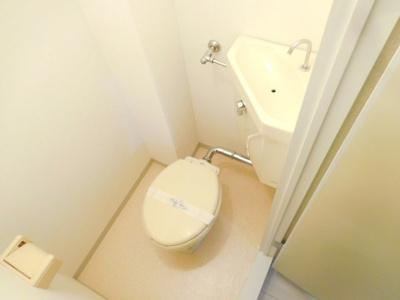 【トイレ】ハイツ富田
