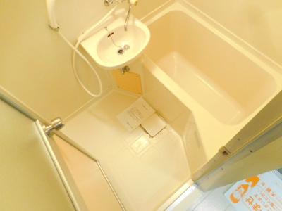 【浴室】ハイツ富田
