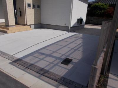 【駐車場】浅口市金光36号地モデル