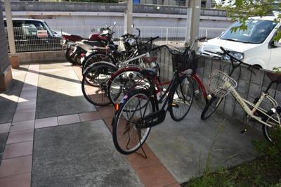 【駐車場】シンワパーレ