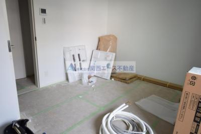 【寝室】IoTアパートメント徳庵