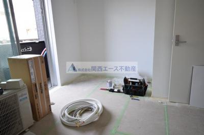 【居間・リビング】IoTアパートメント徳庵
