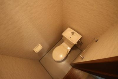 【トイレ】ファイブエステート新在家