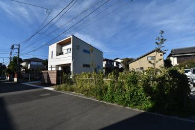 【外観】鎌倉市小町2丁目 土地