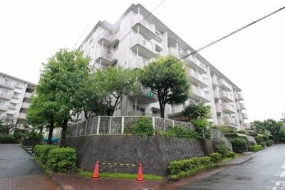 【外観】磯子丸山台ハイツ6号棟