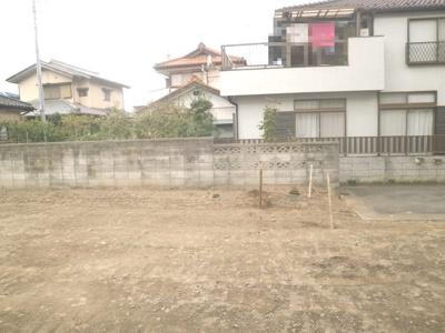 【外観】熊谷市新堀 1090万 土地