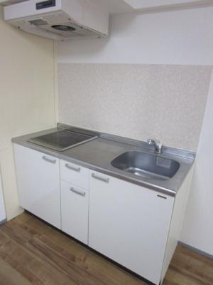 【キッチン】シティマンション平尾I302号