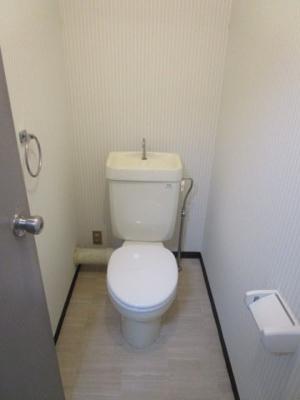 【トイレ】シティマンション平尾I302号