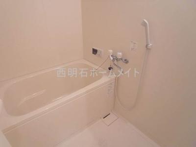 【浴室】ボヌール有瀬