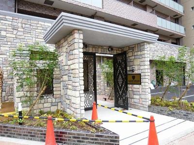 【エントランス】レオングラン新大阪レジデンス