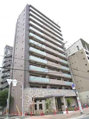 【外観】レオングラン新大阪レジデンス