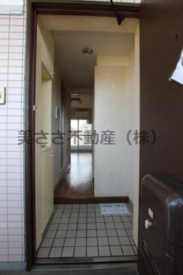 【キッチン】スカイコート八王子第2