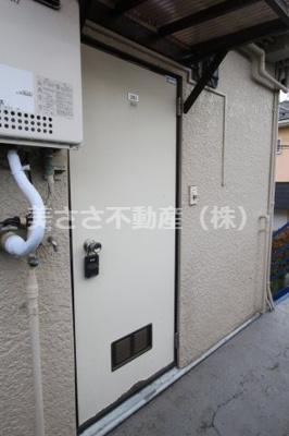 【玄関】メゾン・エクセル