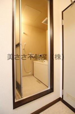【浴室】カサデフローラA棟