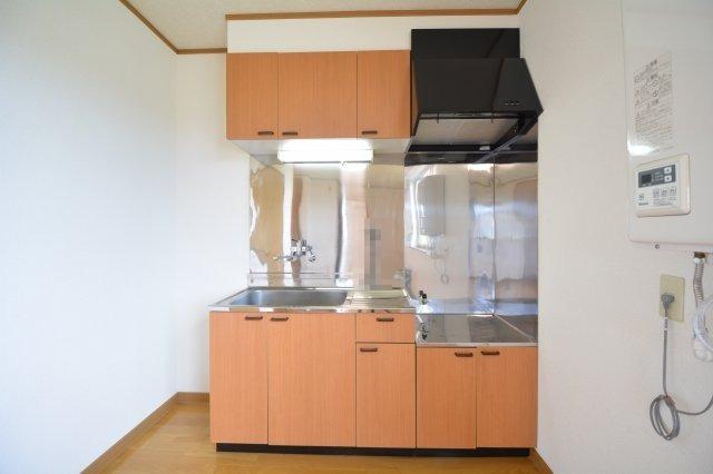 【キッチン】コーポラスパークタウンB