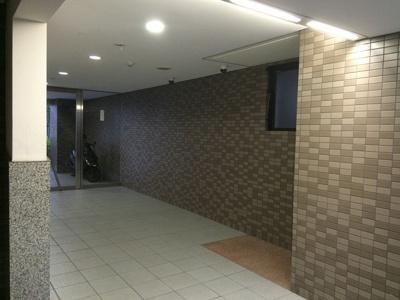 【ロビー】レノバール神戸